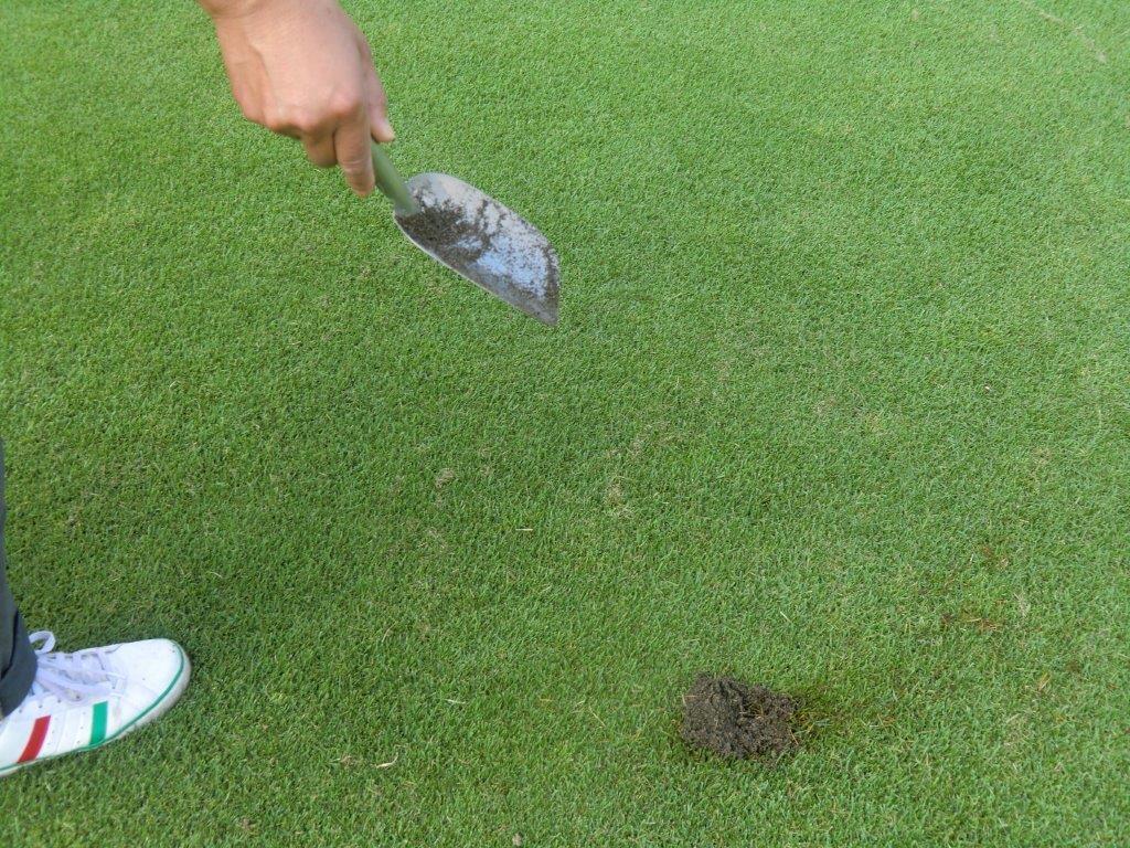 ゴルフコース上ではマナーが最優先!